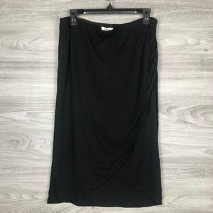 Max Studio Cotton Skirt